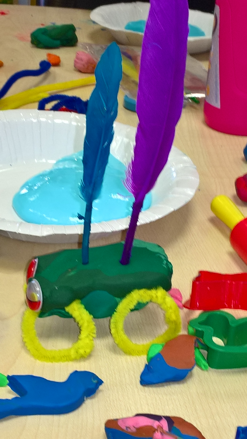 My Story Project: My Green Car (by Sophia –  #kidswrite #writingprompts #competencies#motivation)